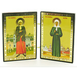 IR-732 Saint Matrona & Saint Xenia Foldable Icon NEW