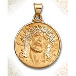 "M311HO Ecce Homo Hollow Medal 1 1/4"""