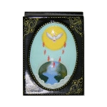 RBX-30 Holy Spirit Hand Painted Lacquer Box