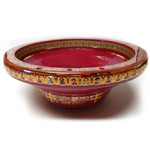 "ANA101RN HOLY WATER BASIN 8 1/4""x8 1/4"""