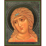 """SF-680 St Michael the Great Archangel and Defender of the Faith.6 1/4""""x5"""""""