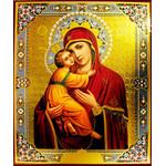 """IR-478 Virgin of Vladimir 15 7/8""""x13 1/8"""""""