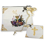 TIP16 Madonna & Child Icon Pouch NEW!!!!