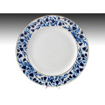 L176 Lomonosov Porcelain  'Blue Bells' Large Platter 28cm diameter