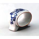 L1915 Lomonosov Porcelain 'Singing Garden' Gravy Boat 400 gr