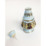 "ANA83R  OIL/INCENSE HOLDER 3 1/2""x1 1/2"" ONLY BLUE COLOR AVAILABLE !"