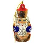 100-051 Wooden Santa