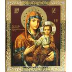 "IR-369 Virgin of Kazan 15 7/8""x13 1/8"""