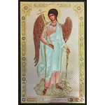"BB11  Large Guardian Angel Icon NEW!! 11 1/2""x7 1/2"""
