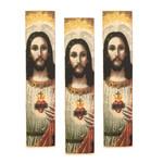 "TBM31 Sacred Heart Jesus  Book Marker 9 1/8""x2"""