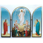 IR-345 Pascha - Resurrection of Christ