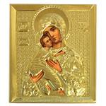 """IR-295 Virgin of Vladimir 2 3/4""""x2 3/8"""""""