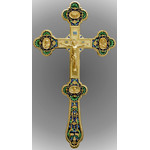 "3380041 CROSS/GOLD PLATED 18""x10"""
