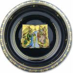 "ANA101BB HOLY WATER BASIN 8 1/4""x8 1/4"""