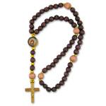 PR-26 Ctholic Rosary w/Icons NEW!!