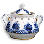 L1129X 'Basket' Sugar Bowl