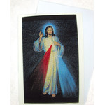 "TGC92 The ""Divine Mercy"" Tapestry Icon Card w/Envelope"